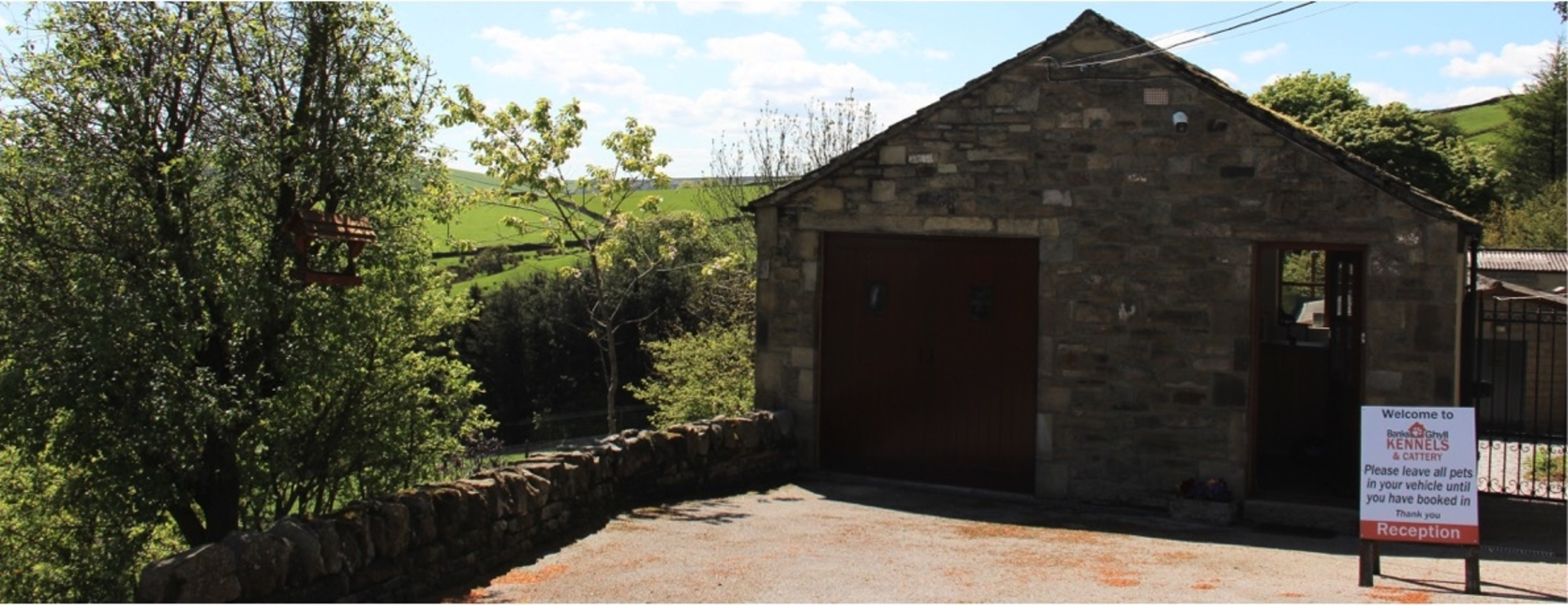 About Banks Ghyll Kennels